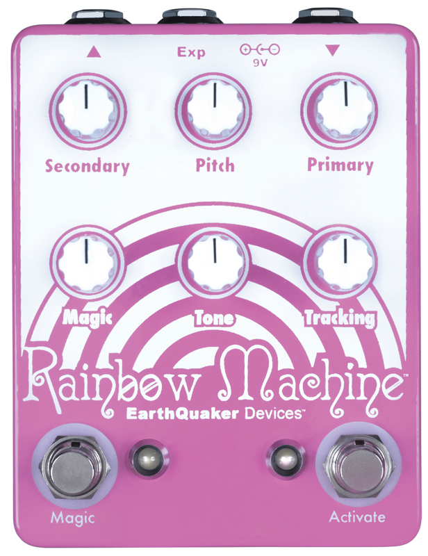 EarthQuaker Devices / Rainbow Machine Polyphonic Pitch Shifter 【送料無料】