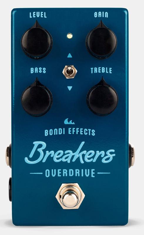 Bondi Effects Breakers Overdrive Clean Boost / Overdrive【送料無料】