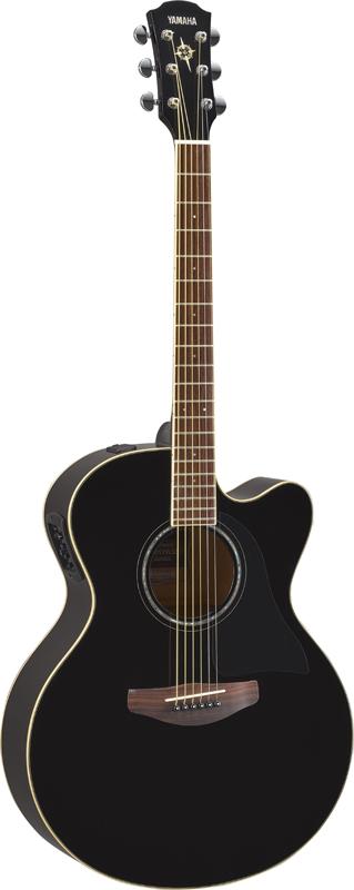 YAMAHA ヤマハ アコースティックギター エレアコ CPX600 BL(ブラック)【送料無料】