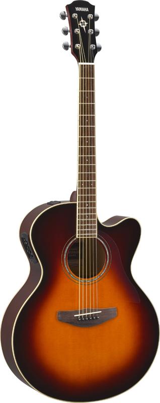 YAMAHA ヤマハ アコースティックギター エレアコ CPX600 OVS(オールドバイオリンサンバースト)【送料無料】