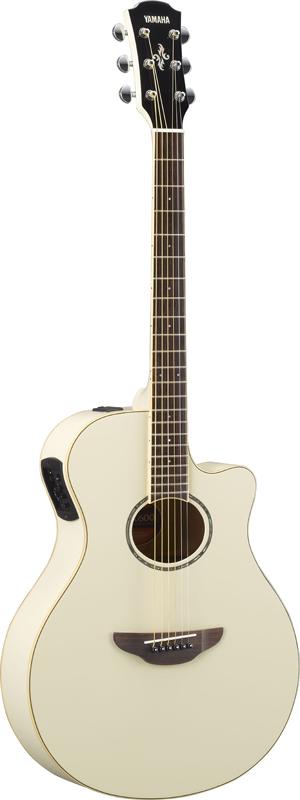YAMAHA ヤマハ アコースティックギター エレアコ APX600 VW(ビンテージホワイト)【送料無料】