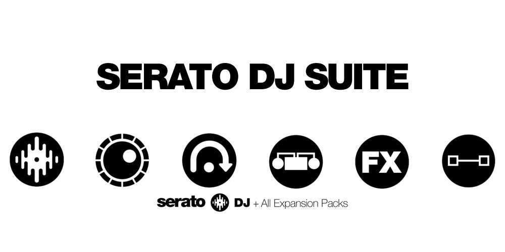 【キャンペーン特価】SERATO Serato DJ Suite 【ライセンス販売】