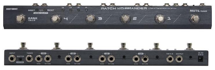 HOTONE PATCH KOMMANDER LS-10 ループスイッチャー