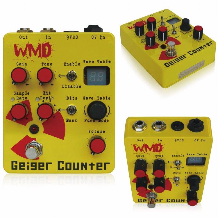 WMD / Geiger Counter ダブリューエムディー / ガイガーカウンター【送料無料】