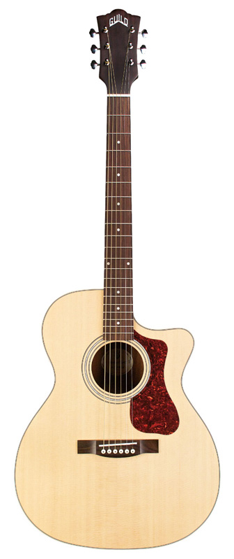 レスポンスが良く フィンガースタイルにも最適なオーケストラモデル ハイフレットの演奏性向上の為にカッタウェイを搭載 アコースティックギター GUILD Westerly 送料無料 Collection- -The 現金特価 OM-240CE SALE