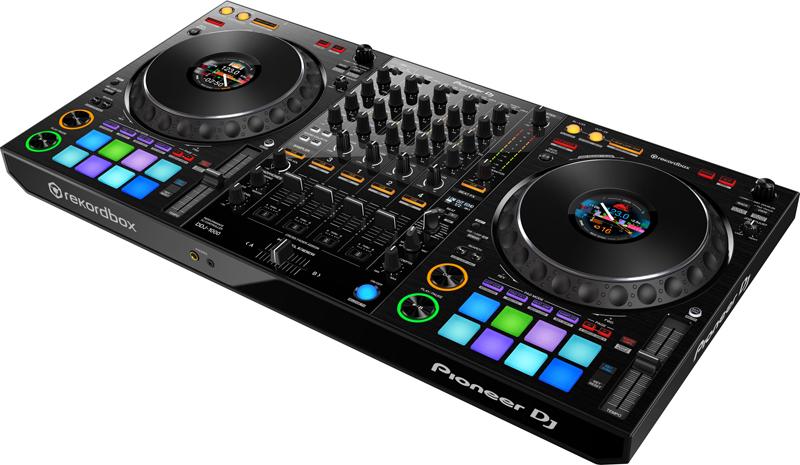 Pioneer DJ パイオニア DDJ-1000 -PERFORMANCE DJ CONTROLLER-【送料無料】