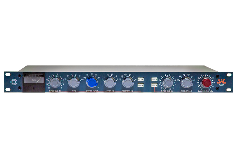 BAE Audio BAE 10 DCF -Compressor / Limitter-【RECORDING PRE AMP】【送料無料】