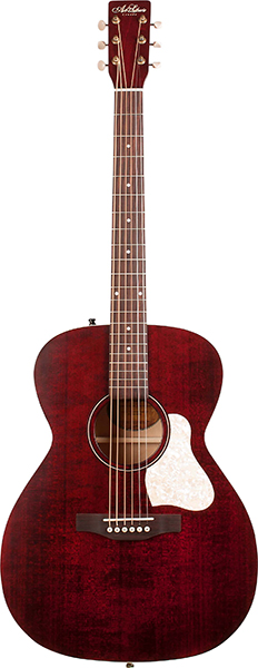 Art&Lutherie Legacy Tennessee Red【ギグバック付き】【送料無料】