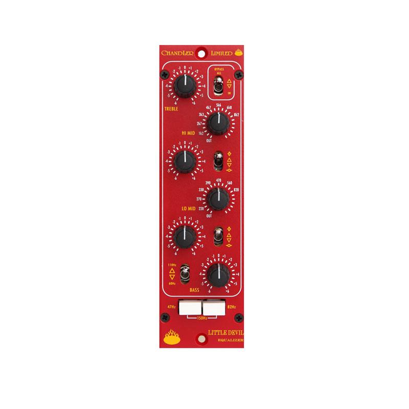 Chandler Limited Little Devil EQ / API 500 EQ Module【送料無料】