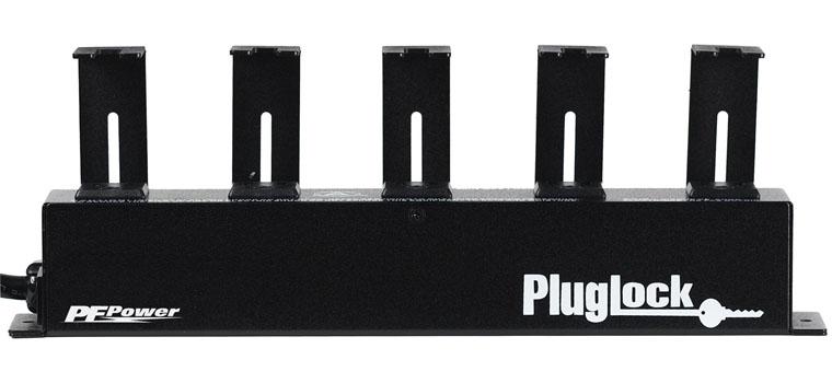 FURMAN Plug Lock プラグ・ロック・パワー・ディストリビューター