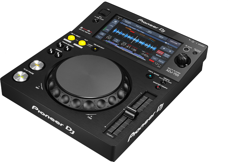 Pioneer DJ パイオニア XDJ-700【今なら 専用カバー プレゼント!】【送料無料】【次回3月中旬入荷予定 ご予約受付中】