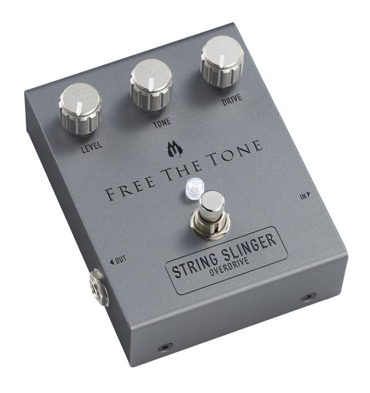 Free the Tone フリーザトーン STRING SLINGER / SS-1V(OVERDRIVE)【送料無料】