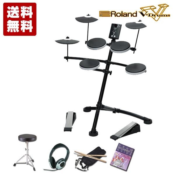 ローランド 電子ドラムRoland V-Drums Kit TD-1K おすすめ スターターセット【送料無料】