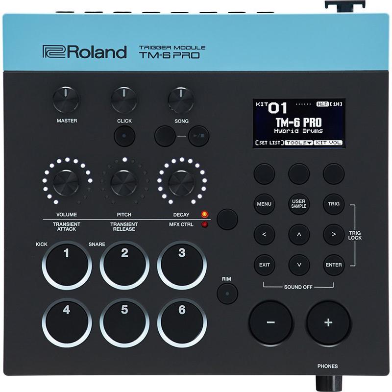 Roland Trigger Module TM-6 PRO【送料無料】