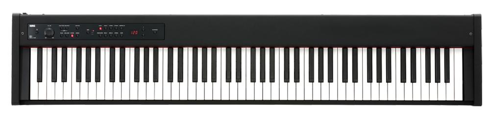 電子ピアノ KORG コルグ DIGITAL PIANO D1 デジタルピアノ【送料無料(離島を除く)】