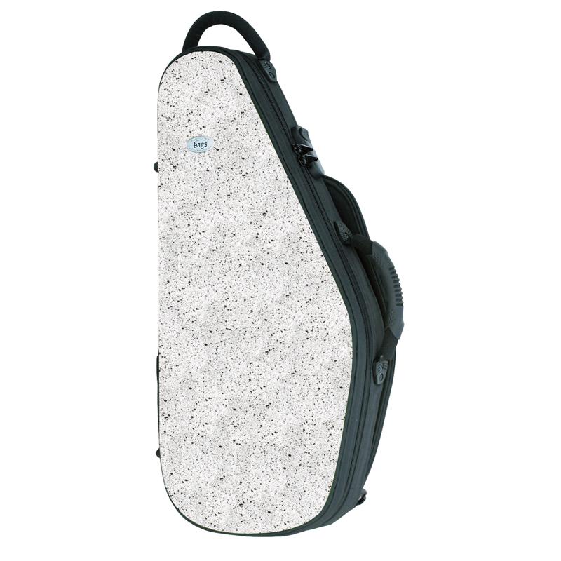 bags アルトサックス用ファイバーケース EFAS F-WHT【送料無料】