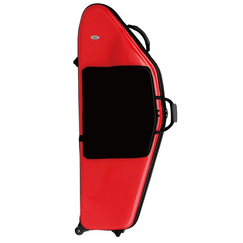 bags バリトンサックス用ファイバーケース EFBS RED【送料無料】