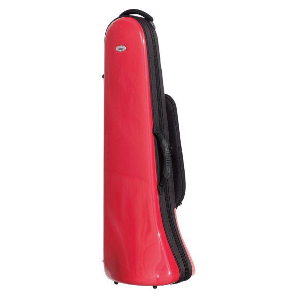 bags テナー・テナーバストロンボーン用ファイバーケース EFTT/24 RED【送料無料】