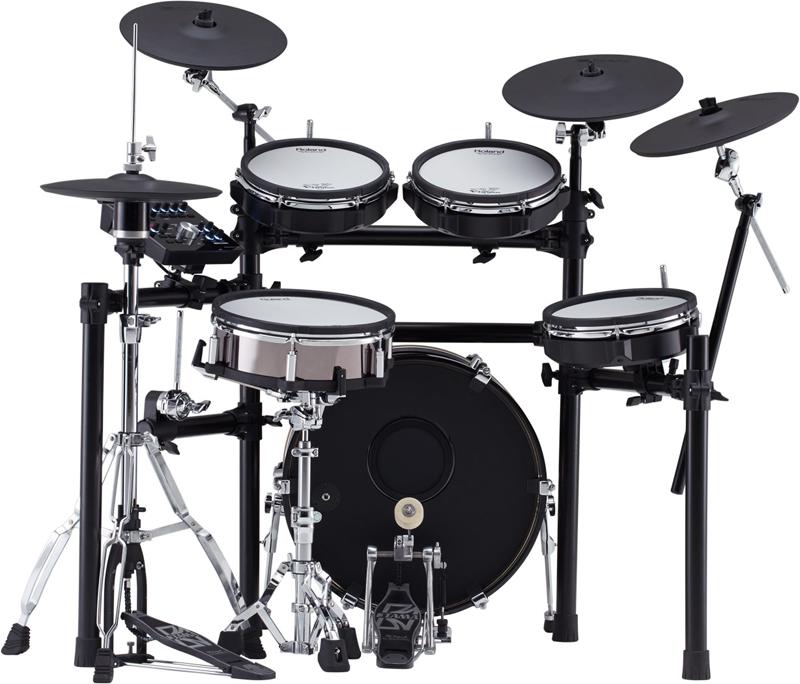 電子ドラム ローランド Roland TD-25KVX W/KD-180 + MDS-9SC ※ハイハットスタンド、スネアスタンド、キックペダル別売【送料無料】