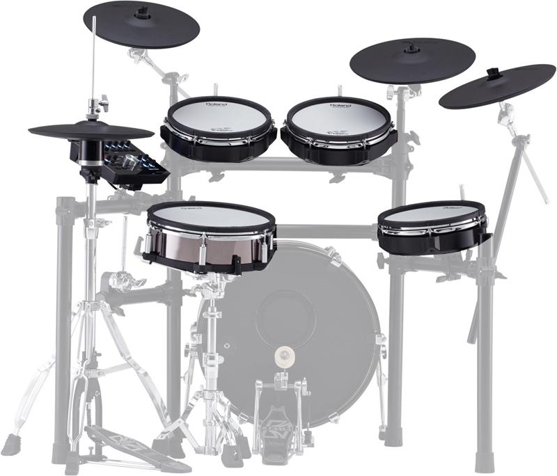 電子ドラム ローランド Roland TD-25KVX ※バスドラムパッド(KD-180)、ラック(MDS-9SC)、スタンド類 別売【送料無料】