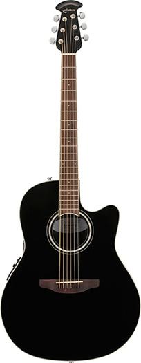オベーション エレアコ アコースティックギター Ovation Celebrity Standard CS24 Black(5)【送料無料】