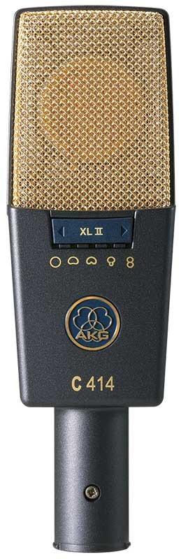 円高還元 AKG XL C414 サイドアドレス型マイクロホン C414 XL II II【送料無料】, アンティークとロザリオのスピカ:651e1d5a --- atakoyescortlar.com