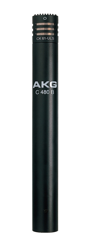 AKG スティック型マイクロホン C480B combo【送料無料】