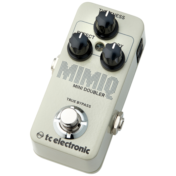 TC ELECTRONIC MIMIQ MINI DOUBLER(ミミック・ミニ ダブラー)