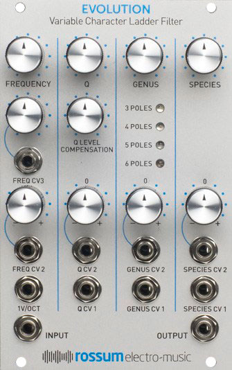 rossum electro-music Evolution Filter(エボリューション)【送料無料】