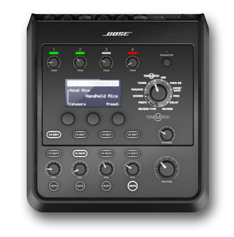 BOSE ボーズ Bose T4S ToneMatch Mixer【送料無料】