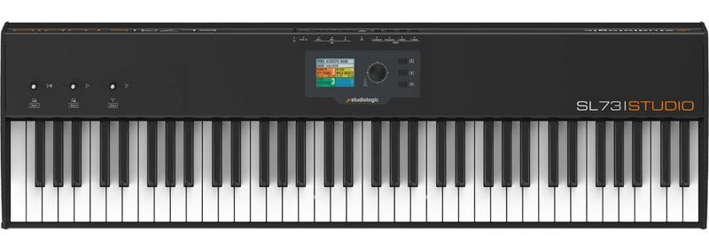 保障できる Studiologic 73鍵MIDIキーボード・コントローラー SL73 STUDIO【送料無料】, 大越仏壇 2f60f427