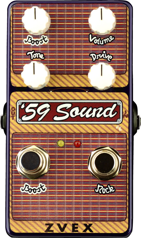 ZVEX Vertical Series '59 Sound Vertical【送料無料】