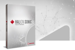 Steinberg HALion Sonic 3/R【送料無料】