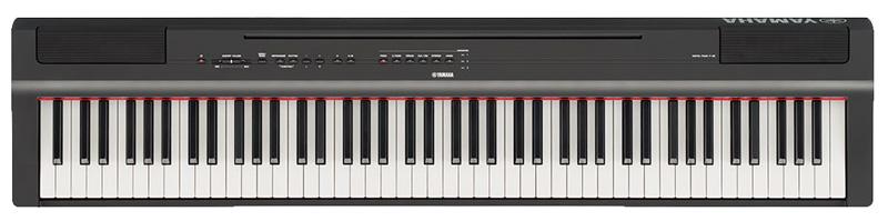 電子ピアノ 88鍵盤 ヤマハ YAMAHA P-125B【送料無料】
