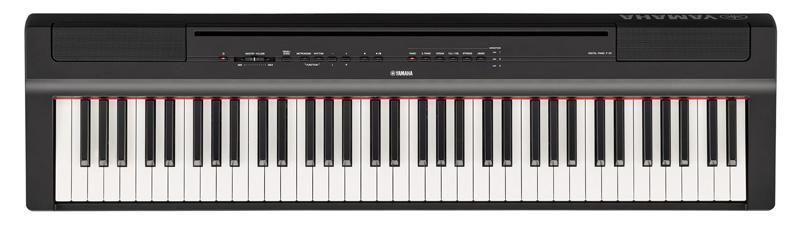 電子ピアノ 73鍵盤 ヤマハ YAMAHA P-121B【送料無料】