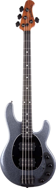 MUSIC MAN ミュージックマン エレキベースStingRay SpecialHH Charcoal Sparkle/Roasted Maple w/Ebony (SR4SP HH C.SP/E BK)【送料無料】