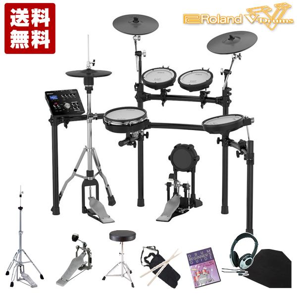 電子ドラム ローランド Roland V-Drums TD-25K-S メガバリューセット SINGLE【送料無料(離島を除く)】