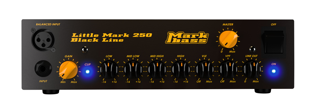 Markbass Little Mark 250 Black Line (MAK-LM250/BK)【送料無料】