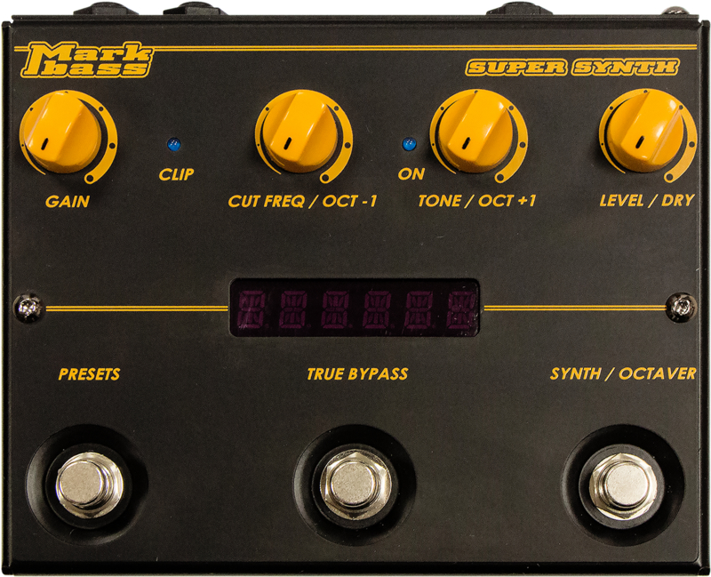 Markbass Effect Pedals SUPER SYNTH (MAK-SSN)【送料無料】
