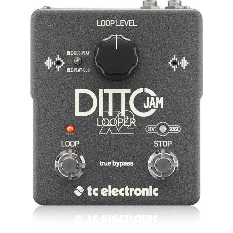 TC ELECTRONIC DITTO JAM X2【送料無料】