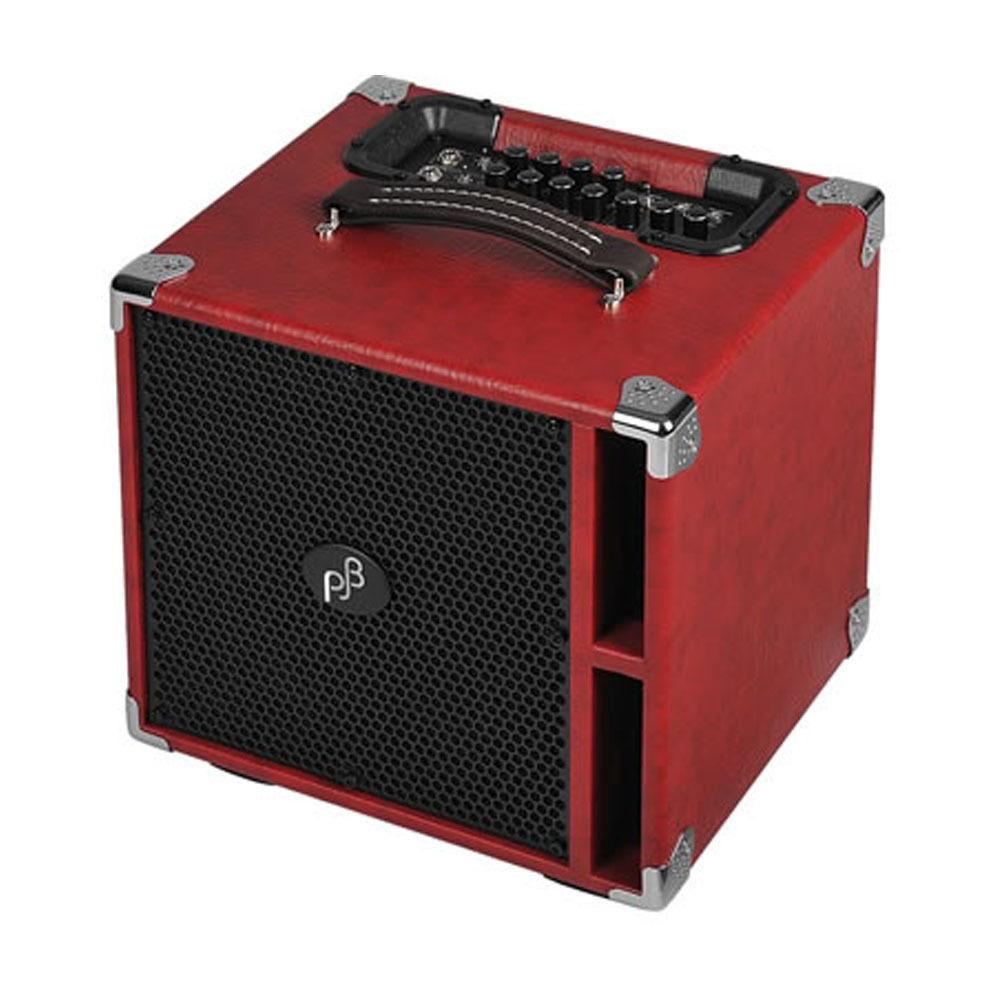 Phil Jones Bass (PJB) Suitcase Compact / Red【送料無料】