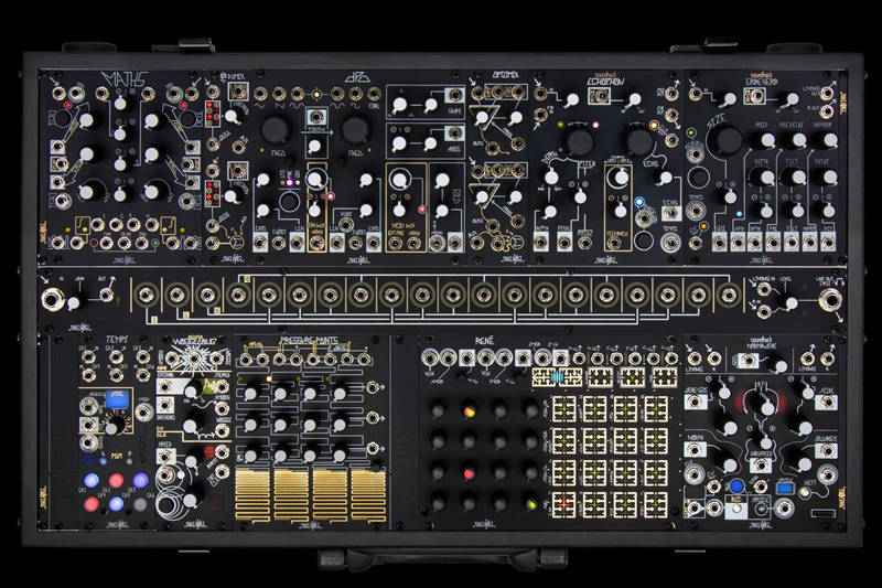 Make Noise Shared System Black & Gold Plus 【送料無料】