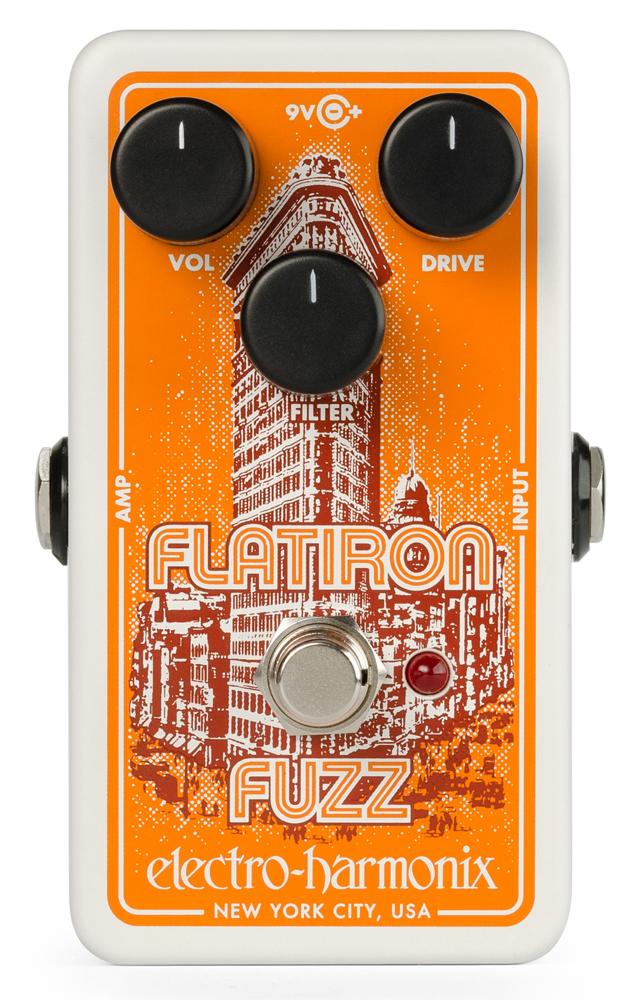 electro-harmonix Flatiron Fuzz / Fuzz/Distortion