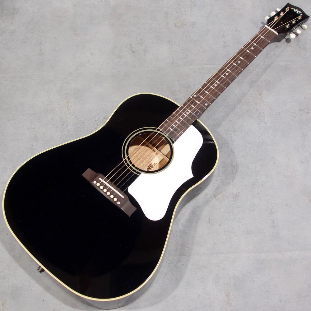 アコースティックギター アコギ VG KTR-45E w/Mi-Si Black【送料無料】