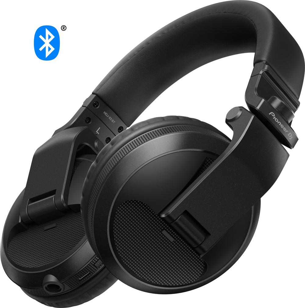 Pioneer DJ パイオニア ヘッドホン HDJ-X5BT-K【送料無料】