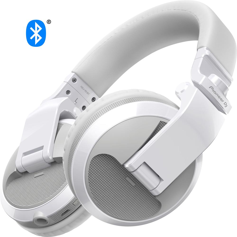 Pioneer DJ パイオニア ヘッドホン HDJ-X5BT-W【送料無料】