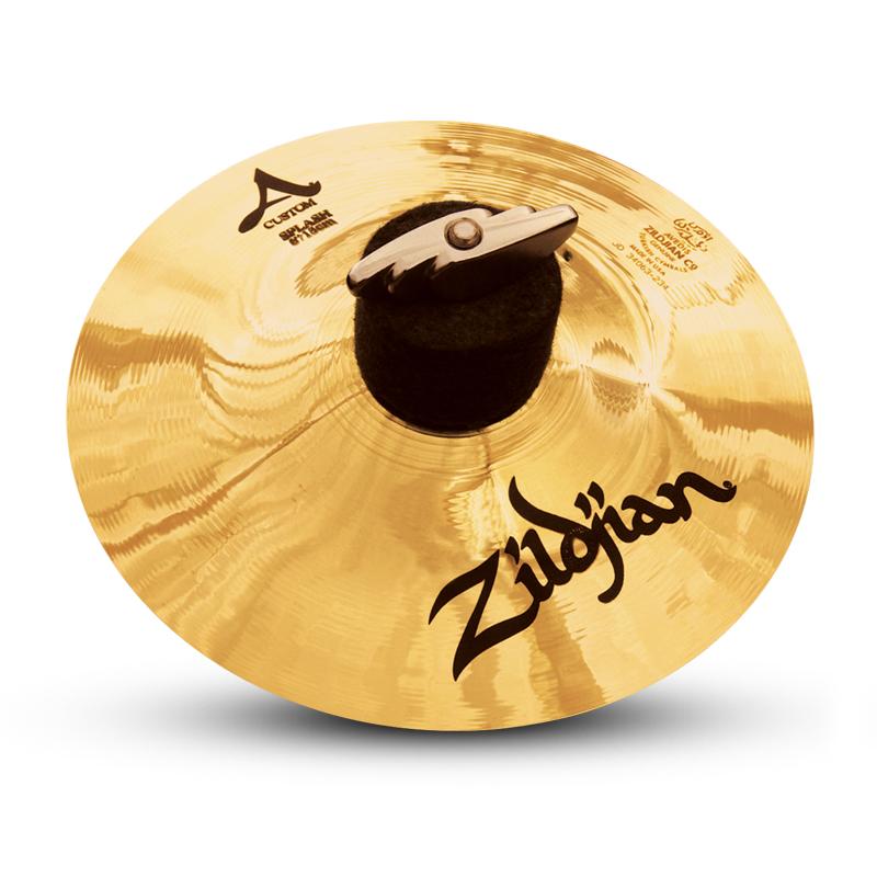 2019最新のスタイル Zildjian Zildjian ジルジャン シンバル A.Custom A.Custom ジルジャン Splash/6, 白峰村:4990e8b4 --- ejyan-antena.xyz