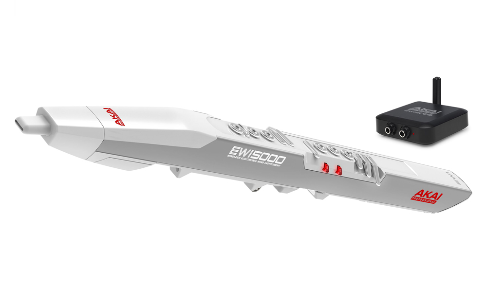 AKAI professional EWI5000 White ウインドシンセ【送料無料】