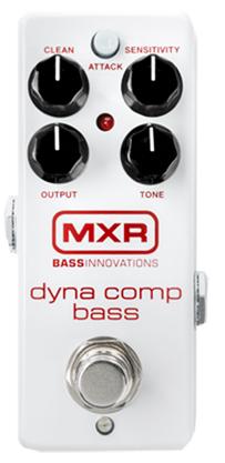 【即納可能】MXR M282 Dyna Comp Bass【送料無料】【あす楽対応_関東】