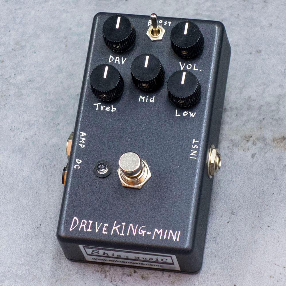 Shin's Music DRIVE KING MINI / DK-3